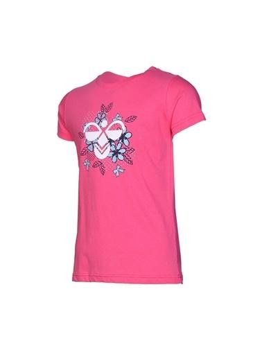 Hummel Kız Çocuk Browst Tişört 910448-4164 Renkli